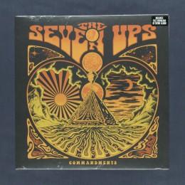The Seven Ups - Commandments - LP