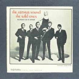 The Wild Ones - The Arthur Sound - LP (used)
