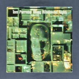 Tom Parrott - Many Windowed Night - LP (used)