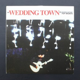 Toy Boats - Wedding Town - LP (used)