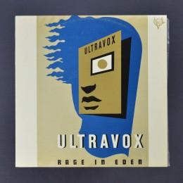 Ultravox - Rage In Eden - LP (used)