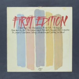 Various Artists - First Edition - LP (used)