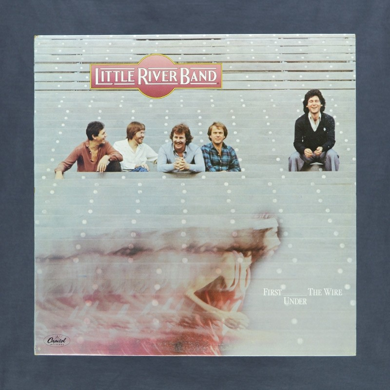 Little River Band - First Under The Wire - LP (used) - Vinyl LP\'s ...